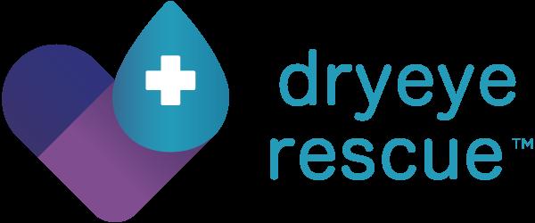 dry eye rescue logo