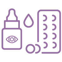 dry eye products icon