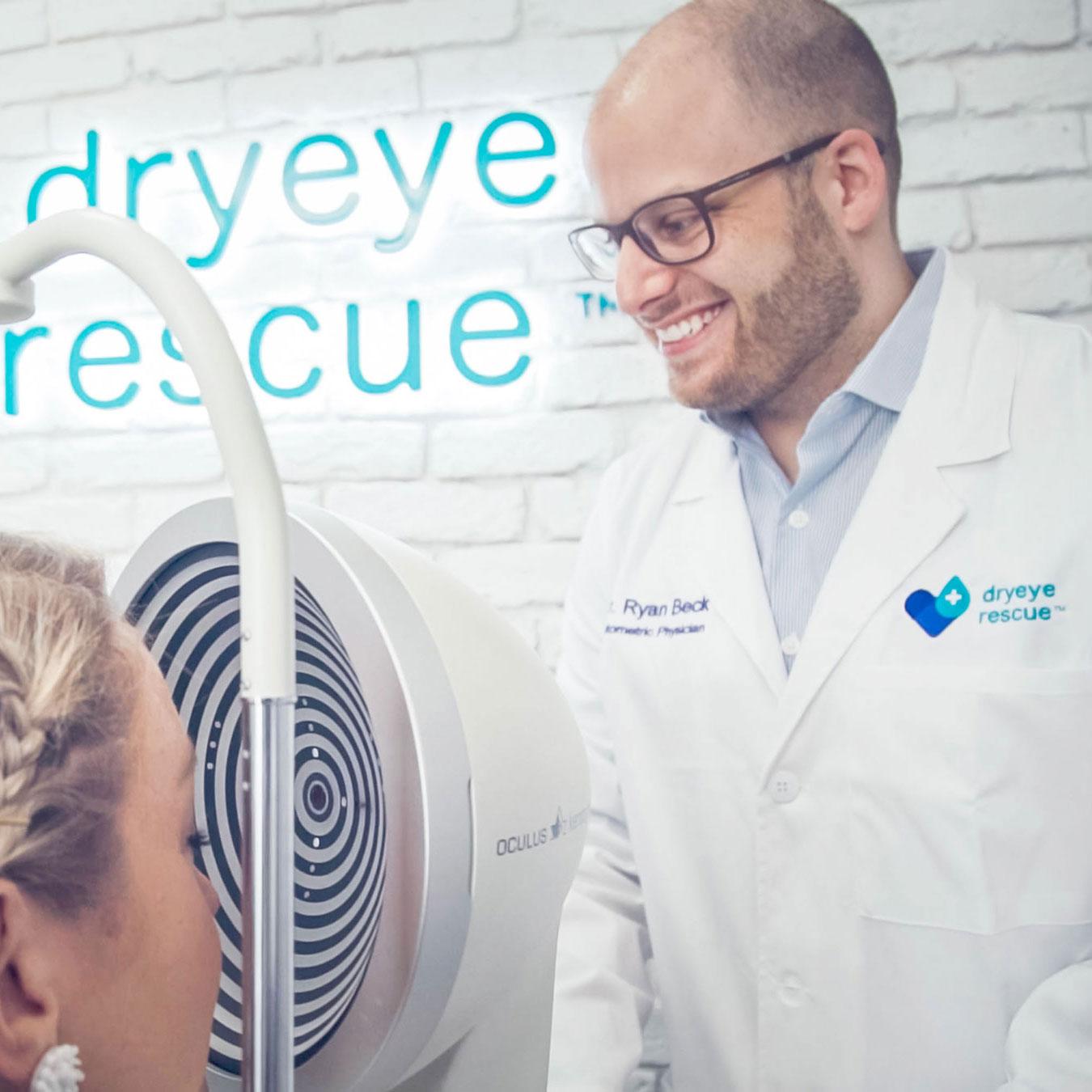 dryeye rescue provider